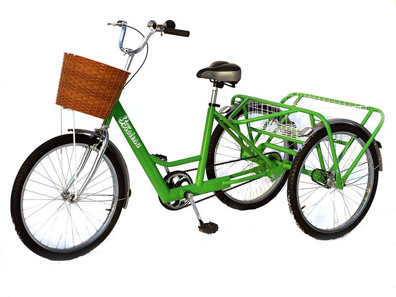 Трехколесный велосипед для взрослых своими руками чертежи